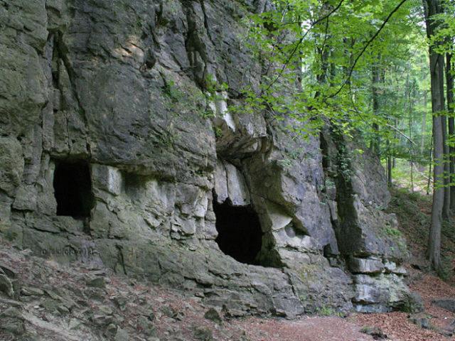 Lippoldshöhle Brunkensen