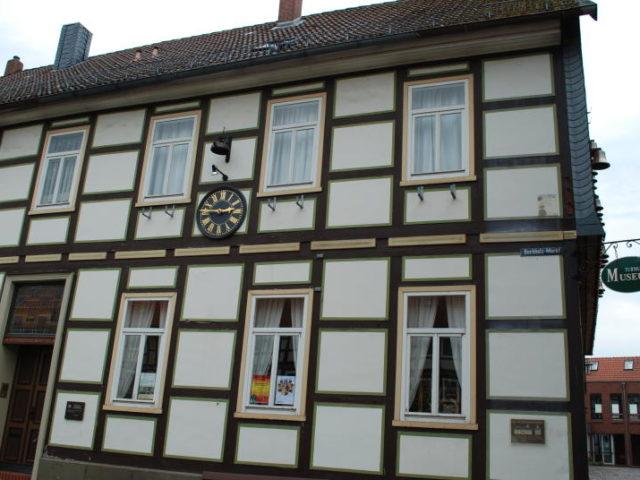 Turmuhrenmuseum Bockenem