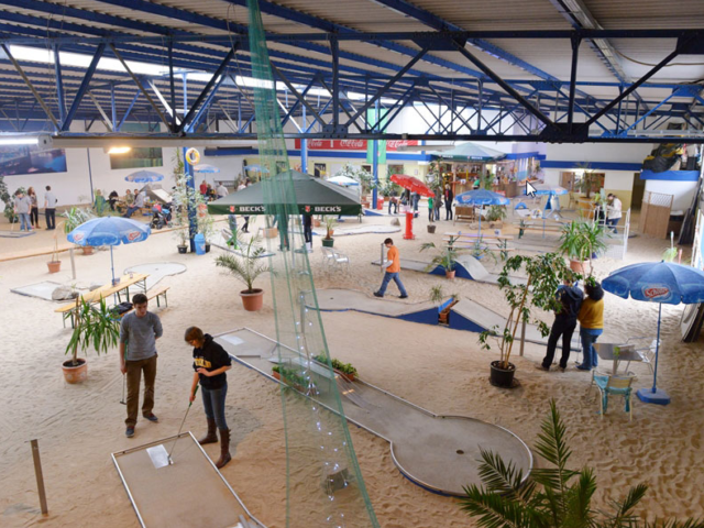 Indoor Minigolf-Center Braunschweig