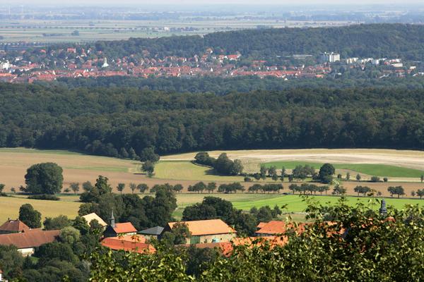 Wanderung im Hildesheimer Wald (Diekholzen)