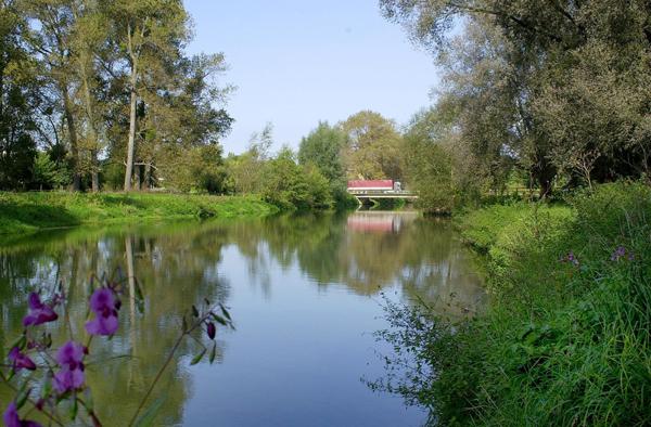 Wanderung um den Innerste-Stausee ( bei Langelsheim)