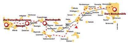 Tour 06: Rattenfängerstadt Hameln
