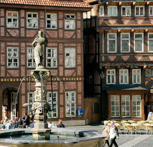 Hildesheim zum Kennenlernen