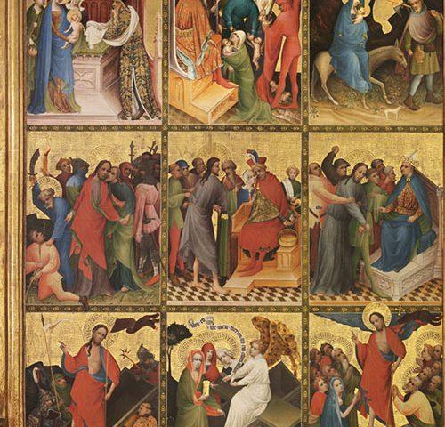 Sonderausstellung Landesmuseum: Zeitenwende 1400
